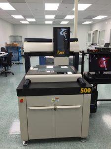 Precision Optical Measuring Device